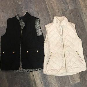 2 piece Ladies vest bundle